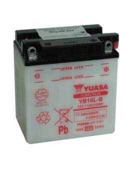 Акумулятор 6MTC-11.6 Ас  YB10L-B Yuasa 12V, Фото 1