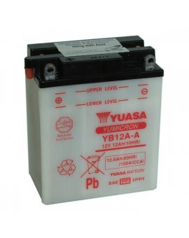 Аккумулятор 6MTC-12.6 Ас YB12A-A Yuasa 12V, Фото 1