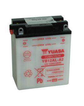 Акумулятор 6MTC-12.6 Ас YB12AL-A2 Yuasa 12V, Фото 1