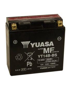 Акумулятор 6MTC-12.6 Ас YT14B-BS Yuasa 12V, Фото 1