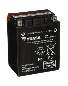 Аккумулятор 6MTC-12,6 Ас YTX14AH-BS Yuasa 12V, Фото 1