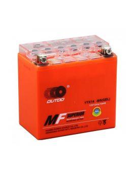Акумулятор 6MTC-12 Ас YTX14-BS Outdo 12V, Фото 1