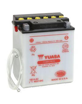 Аккумулятор 6MTC-14.7 Ас YB14-A2 Yuasa 12V, Фото 1