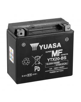 Акумулятор 6MTC-18.9 Ас YTX20-BS Yuasa 12V, Фото 1