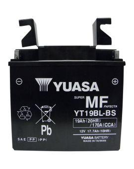Аккумулятор 6MTC-19 Ас YT19BL-BS Yuasa 12V, Фото 1