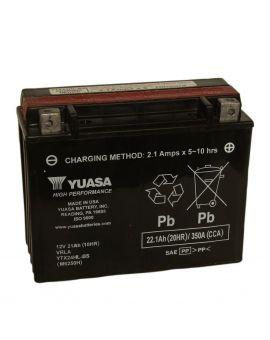 Аккумулятор 6MTC-22.1 Ас YT24HL-BS Yuasa 12V, Фото 1