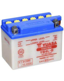 Аккумулятор 6MTC-4.2 Ас YB4L-B Yuasa 12V, Фото 1