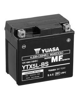 Акумулятор 6MTC-4 Ас YTX5L-BS Yuasa 12V, Фото 1