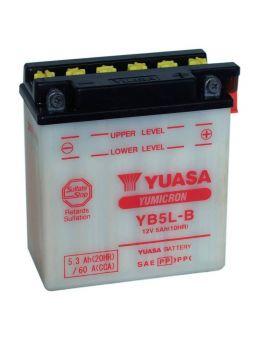 Аккумулятор 6MTC-5.3 Ас YB5L-B Yuasa 12V, Фото 1