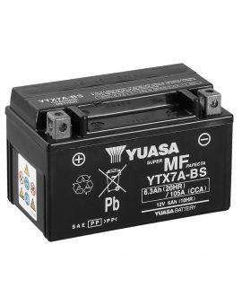 Акумулятор 6MTC-6 Ас YTX7A-BS Yuasa 12V, Фото 1