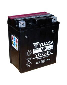 Акумулятор 6MTC-6 Ас YTX7L-BS Yuasa 12V, Фото 1