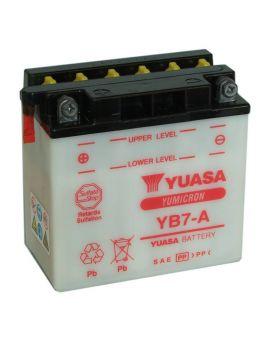 Аккумулятор 6MTC-8.4 Ас YB7-A Yuasa 12V, Фото 1