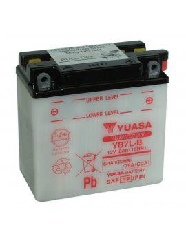 Акумулятор 6MTC-8.4 Ас YB7L-B Yuasa 12V, Фото 1