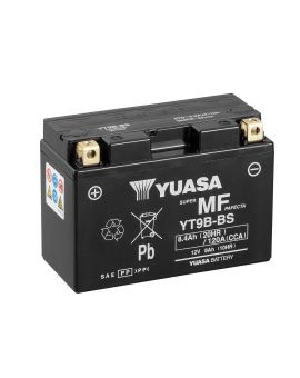 Акумулятор 6MTC-8 Ас YT9B-BS Yuasa 12V, Фото 1