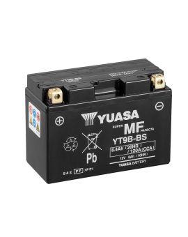 Аккумулятор 6MTC-8 Ас YT9B-BS Yuasa 12V, Фото 1