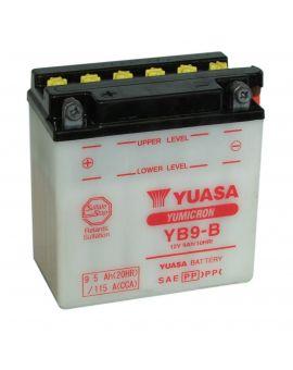 Акумулятор 6MTC-9.5 Ас YB9-B Yuasa 12V, Фото 1
