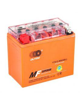 Аккумулятор 6MTC-9.5 Ас YTX12-BS Outdo 12V, Фото 1