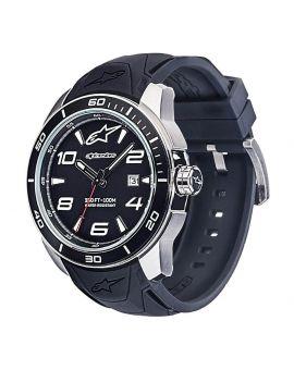 Годинник Alpinestars Tech Watch 3H steel silicon strap, Фото 1