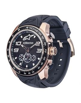 Годинник Alpinestars Tech Watch Chrono 2-Tones rose/black/steel, Фото 1