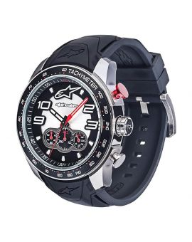 Годинник Alpinestars Tech Watch Chrono steel/black, Фото 1