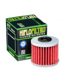 Фільтр масляний Hiflo HF117, Фото 1