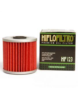 Фільтр масляний Hiflo HF123, Фото 1