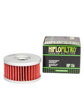 Фільтр масляний Hiflo HF136, Фото 1