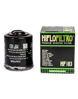 Фільтр масляний Hiflo HF183, Фото 1