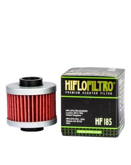 Фильтр масляный Hiflo HF185, Фото 1