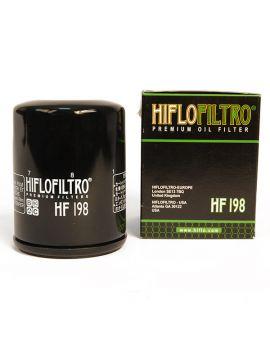 Фільтр масляний Hiflo HF198, Фото 1