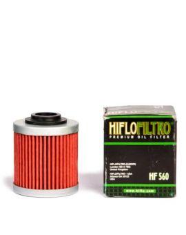 Фільтр масляний Hiflo HF560, Фото 1