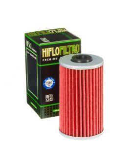 Фільтр масляний Hiflo HF562, Фото 1