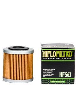 Фільтр масляний Hiflo HF563, Фото 1