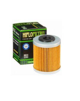 Фільтр масляний Hiflo HF651, Фото 1