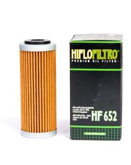 Фільтр масляний Hiflo HF652, Фото 1