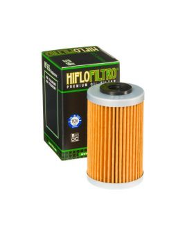 Фільтр масляний Hiflo HF655, Фото 1