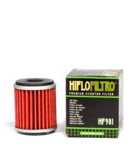Фільтр масляний Hiflo HF981, Фото 1