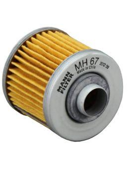 Фильтр масляный Mann MH 67, Фото 1