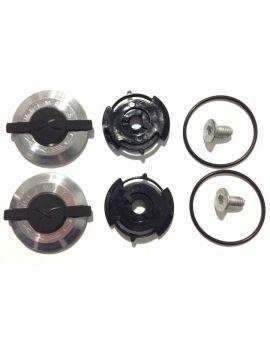 Крепление визора для шлема Nexx X70 одне вухо Groove black, Фото 1