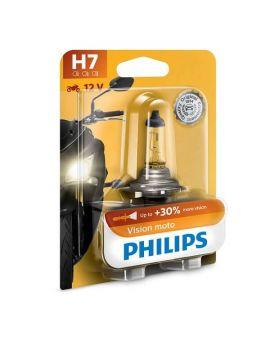 Philips Vision Moto H7 12V 55W (+30%), Фото 1