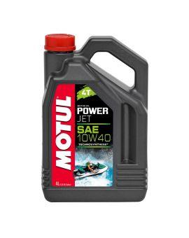 """Масло для гидроцикла Motul Powerjet 4T 10W40 """"4L"""", Фото 1"""