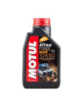 """Масло для квадроцикла Motul ATV-SxS Power 4T 10W50 """"1L"""", Фото 1"""