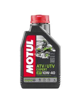 """Масло для квадроцикла Motul ATV-UTV Expert 4T 10W40 """"1L"""", Фото 1"""