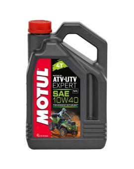 """Масло для квадроциклов Motul ATV-UTV Expert 4T 10W40 """"4L"""", Фото 1"""