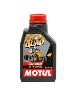 """Масло для квадроциклов Motul Powerquad 4T 10W40 """"1L"""", Фото 1"""
