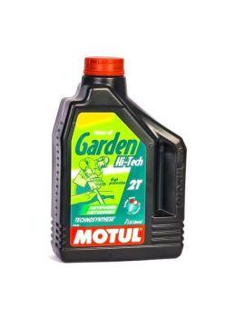 """Масло для с/г техники Motul Garden для 2T двигателей Hi-Tech """"2L"""", Фото 1"""