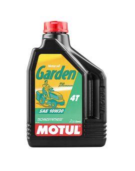 """Масло для садовой техники Motul Garden 4T 10W30 """"2L"""", Фото 1"""