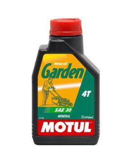"Масло для садовой техники Motul Garden 4T SAE 30 ""1L"", Фото 1"