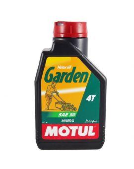 """Масло для садової техніки Motul Garden 4T SAE 30 """"1L"""", Фото 1"""