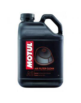 """Масло для повітряного фільтра Motul A1 Air Filter Oil """"5L"""", Фото 1"""